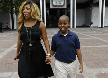 K Michelle Son Michelle Announces New Reality Show, Plans to Adopt Child? | Z 107.9