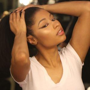 Nicki-Minaj-shows-off-real-hair-on-Instagram-5
