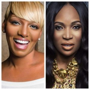 NeNe-Leakes-and-Marlo-Hampton