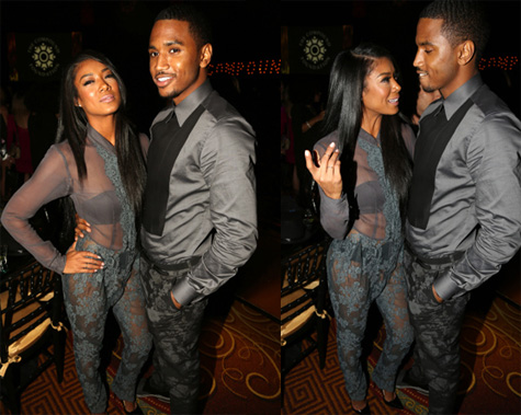 in a week Khloe and Trey were spotted together - last Monday, Trey ...
