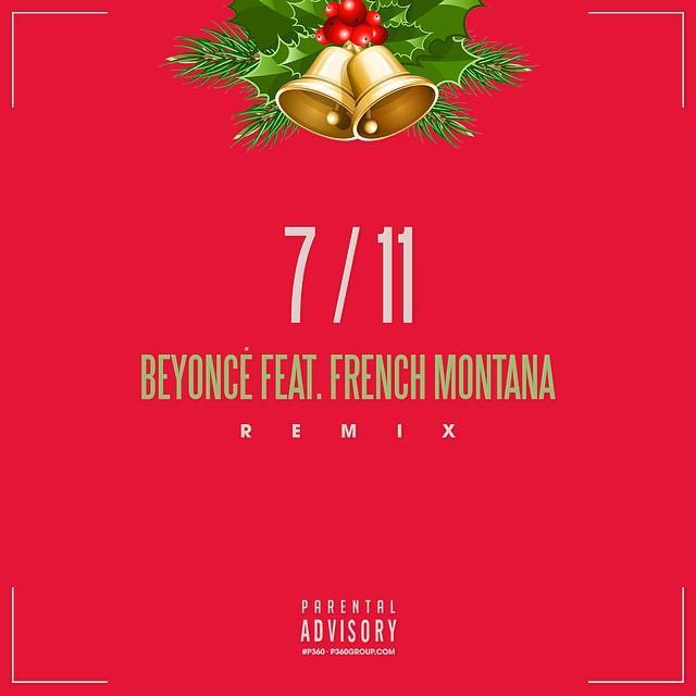 beyonce french montana 7 11