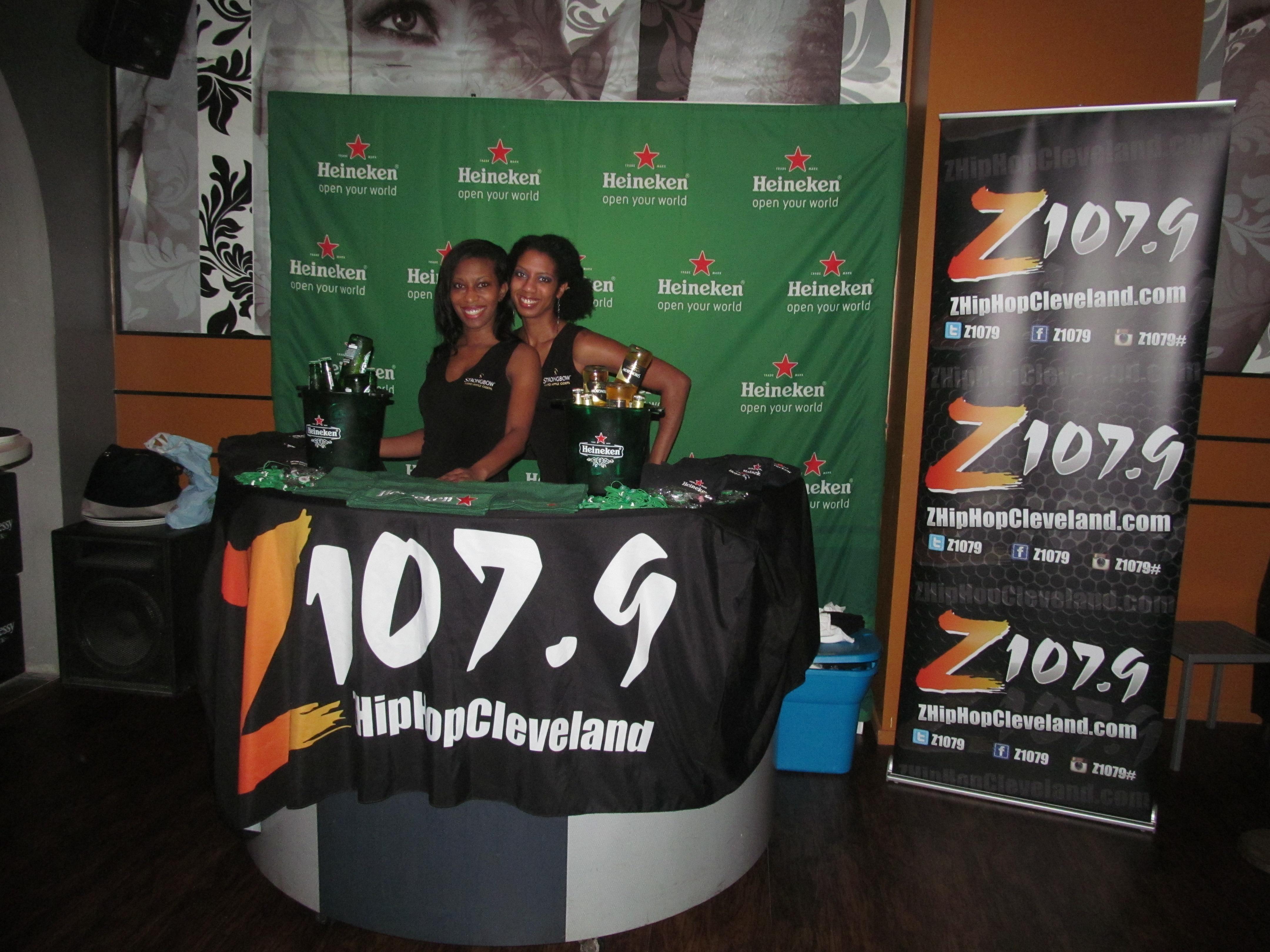 Heineken VIP Experience: Anatomy Nightclub and UltraLounge | Z 107.9