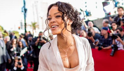Rihanna - Getty Images