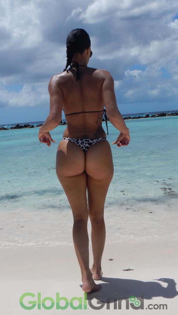 Draya Michele In Aruba