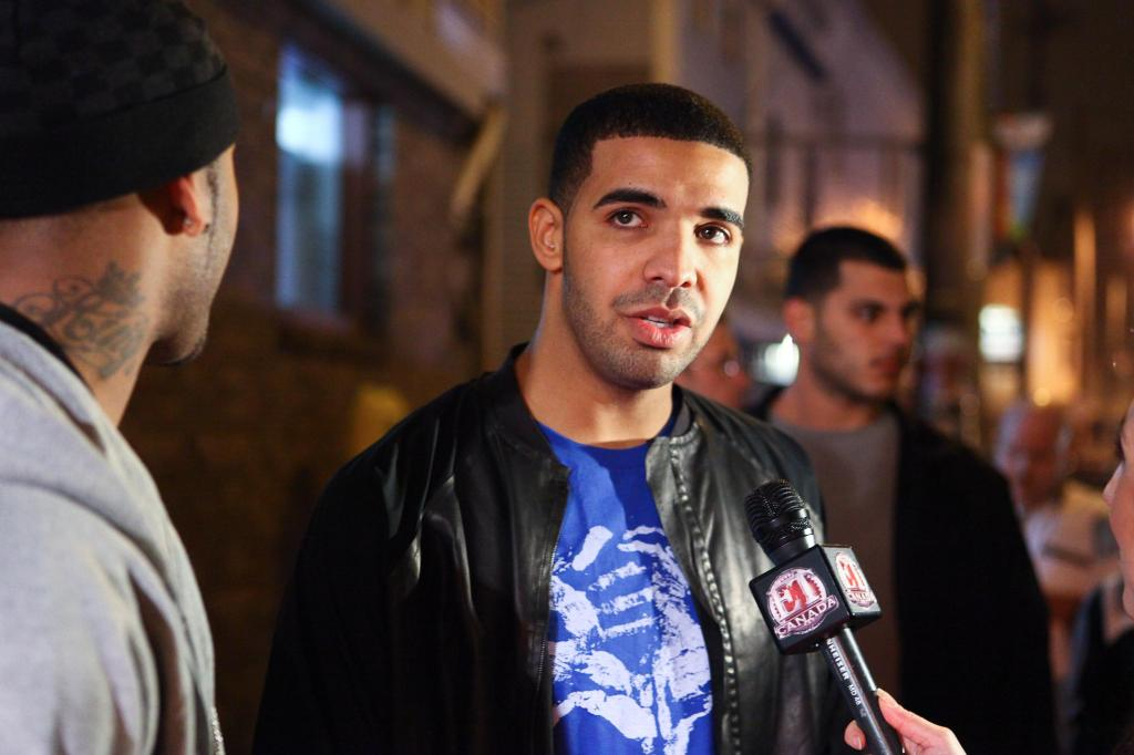 2010 Juno Awards - Red Bull Party Hosted By Drake