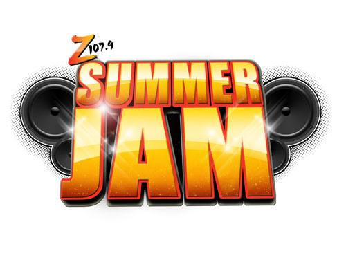 z1079 summer jam logo