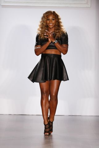 HSN Presents Serena Williams Signature Statement Collection - STYLE360 Spring/Summer 2015 Collections