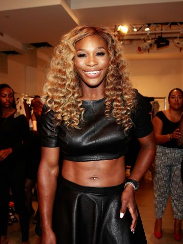 Style360 And HSN Present Serena Williams Signature Statement Collection