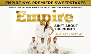 Empire NYC Premiere Sweepstakes