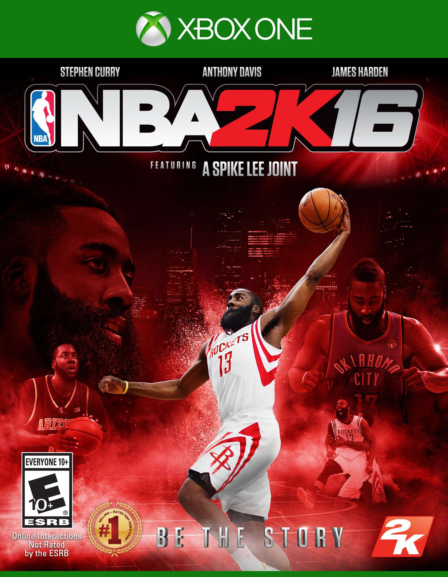 NBA 2K16 FROM 2K SPORTS
