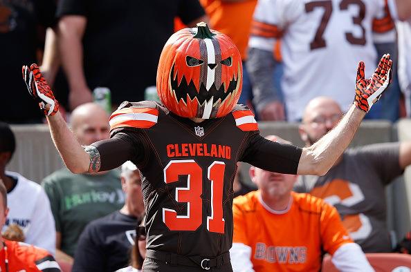 Oakland Raiders v Cleveland Browns