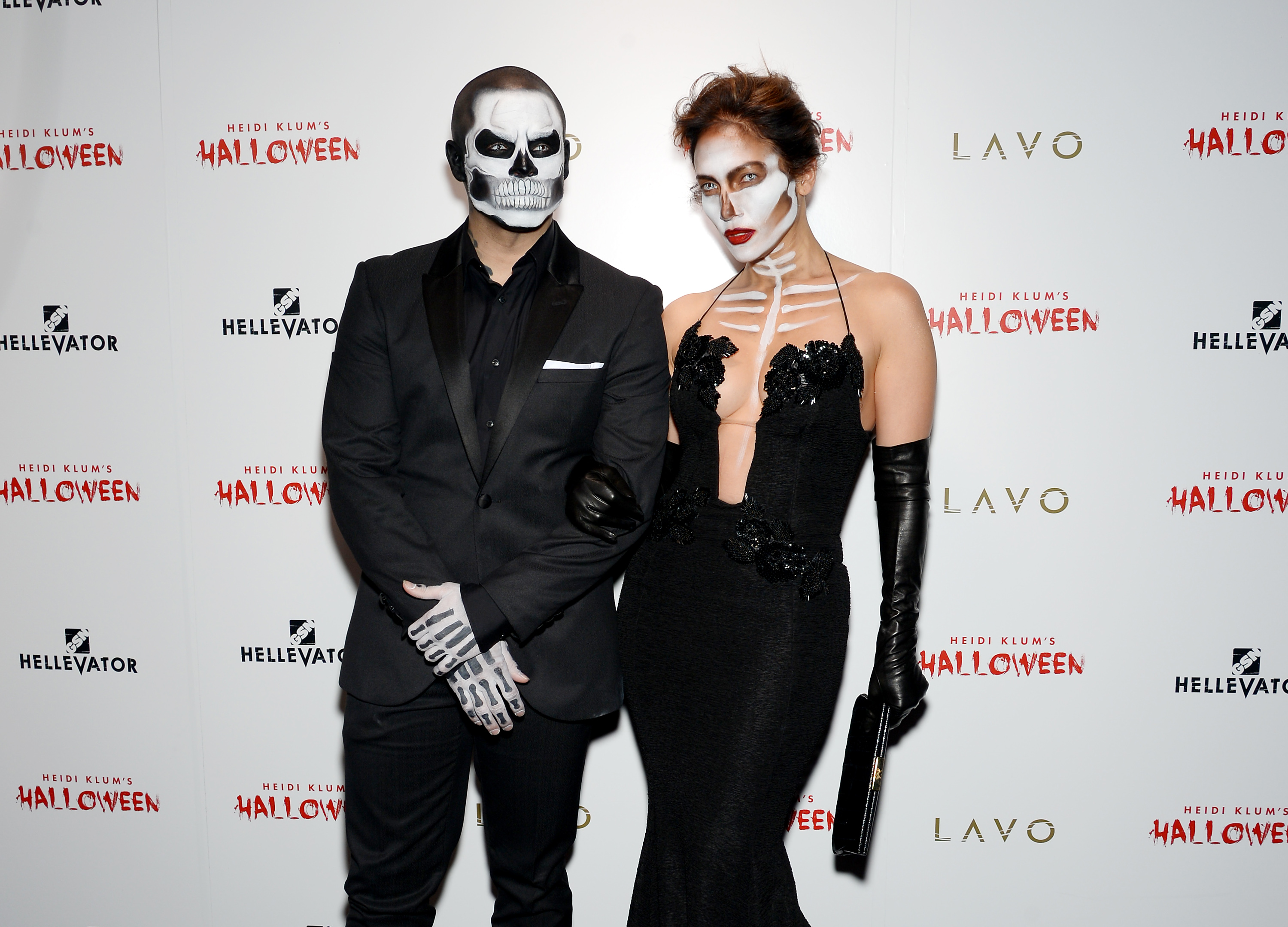 Heidi Klum Halloween Party - Arrivals