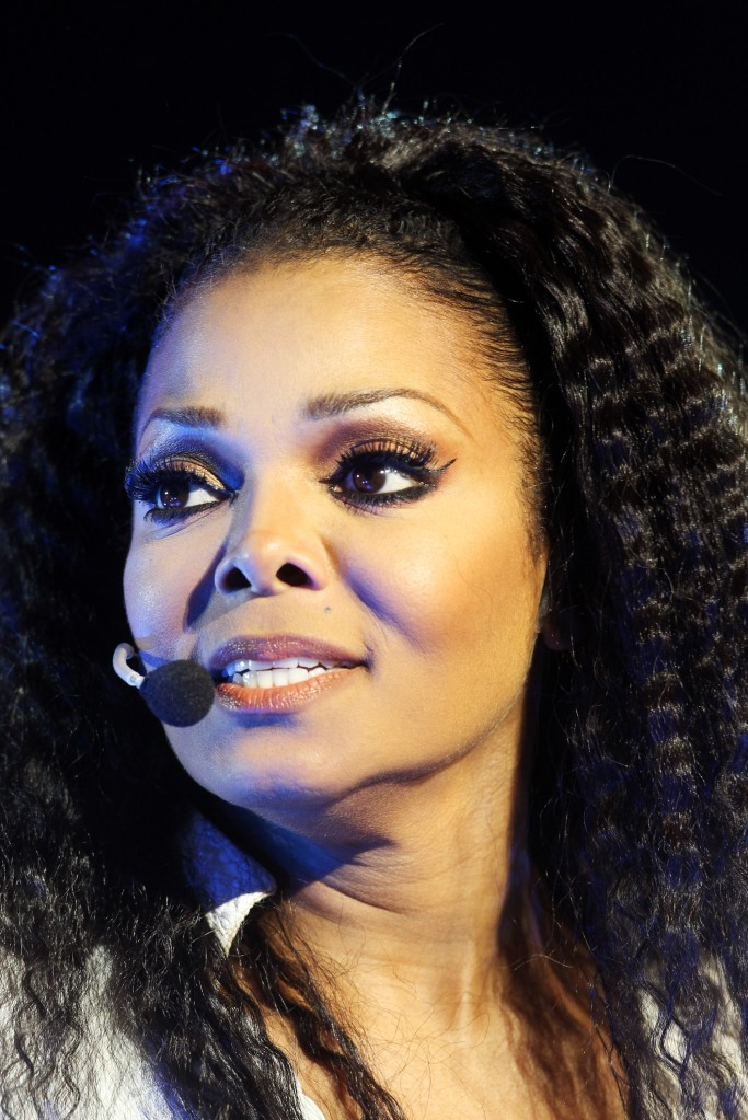 Janet Jackson Performs at The Royal Albert Hall