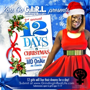 lilD's 12 Days of Christmas