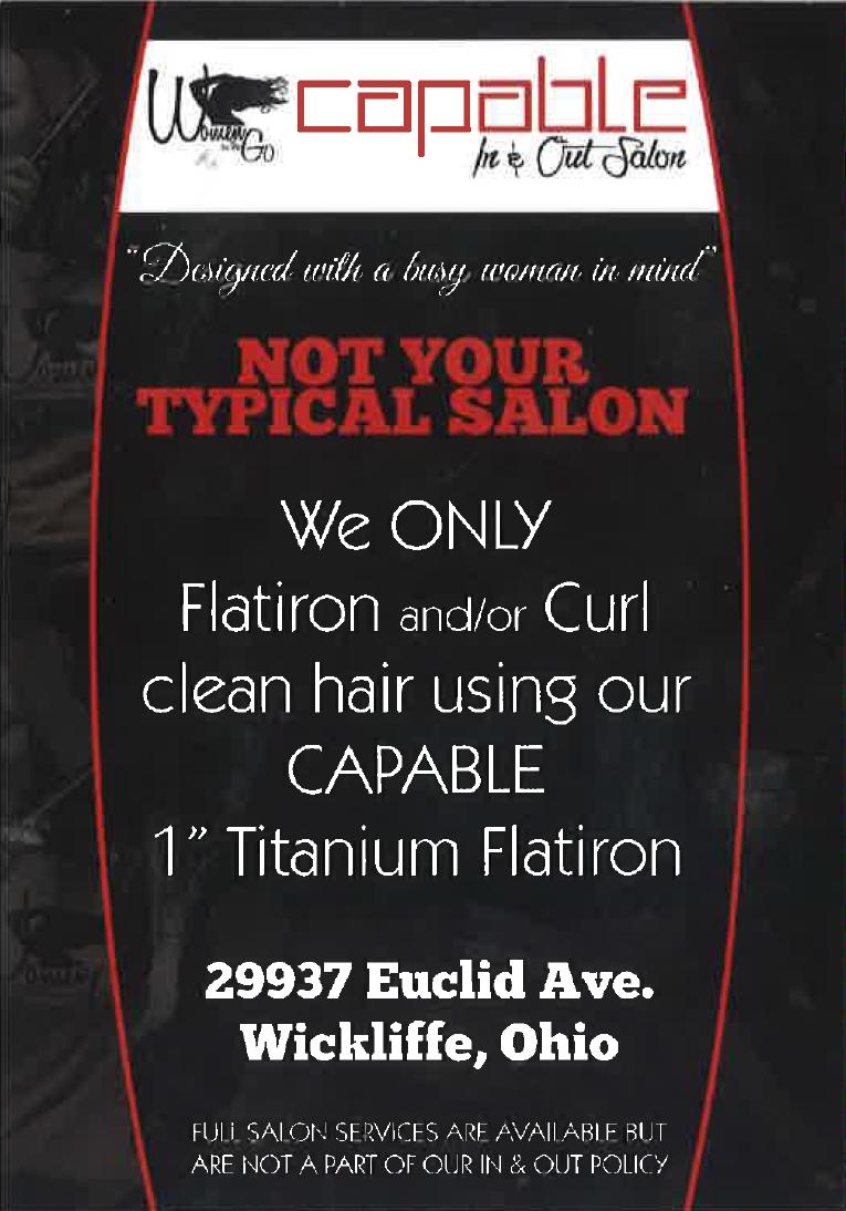 Capable Hair Salon