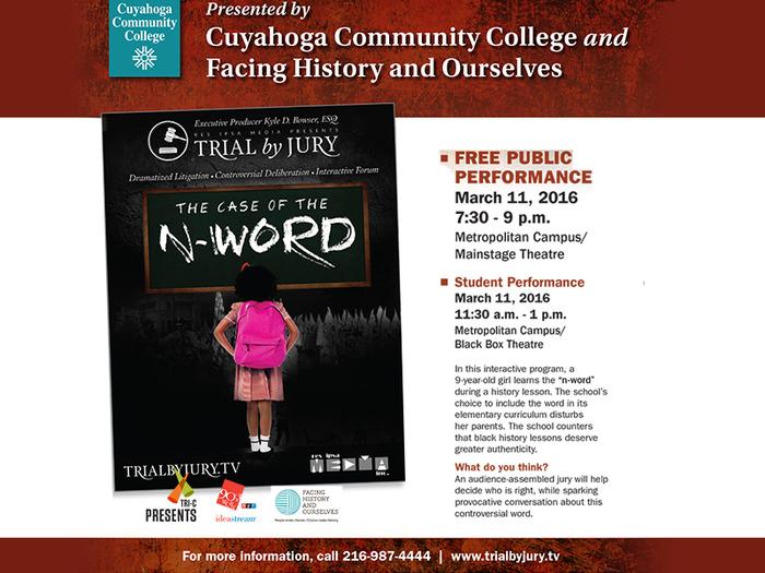 Tri - C Trail by the N word