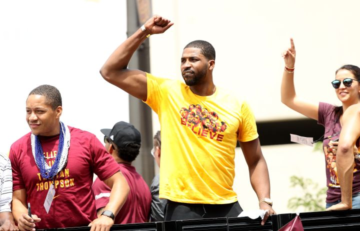 Cleveland Cavaliers Victory Parade And Rally
