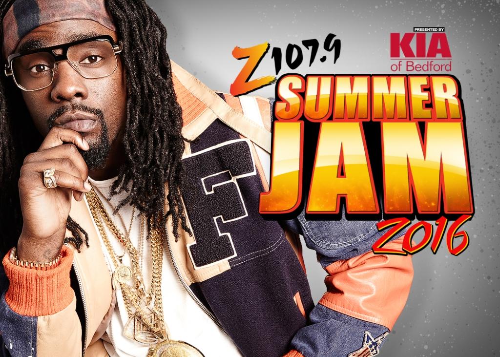 z1079 summer jam 2016