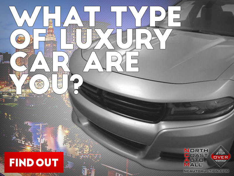 What Luxury Car are you