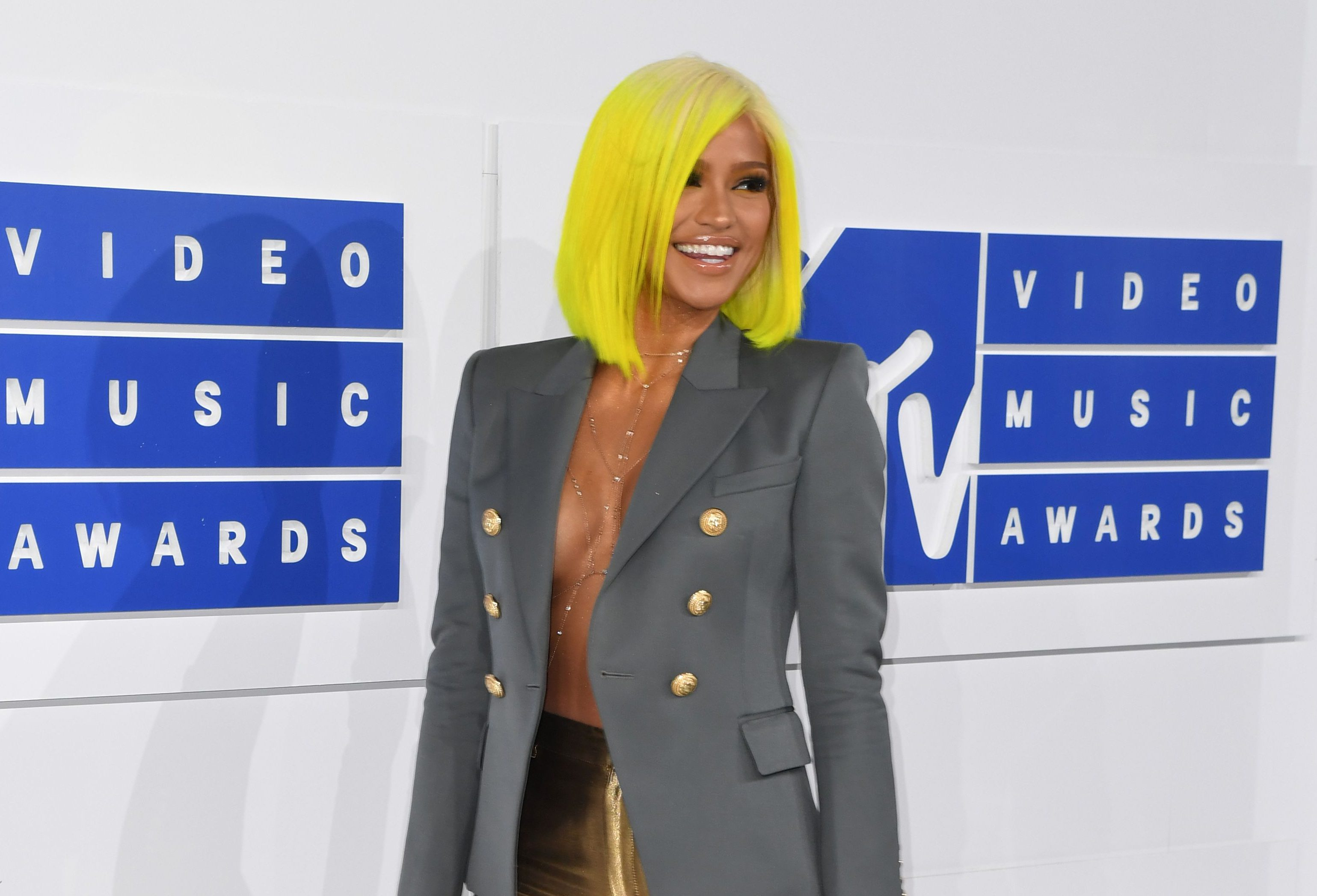ENTERTAINMENT-US-2016 MTV VIDEO MUSIC AWARDS-ARRIVALS