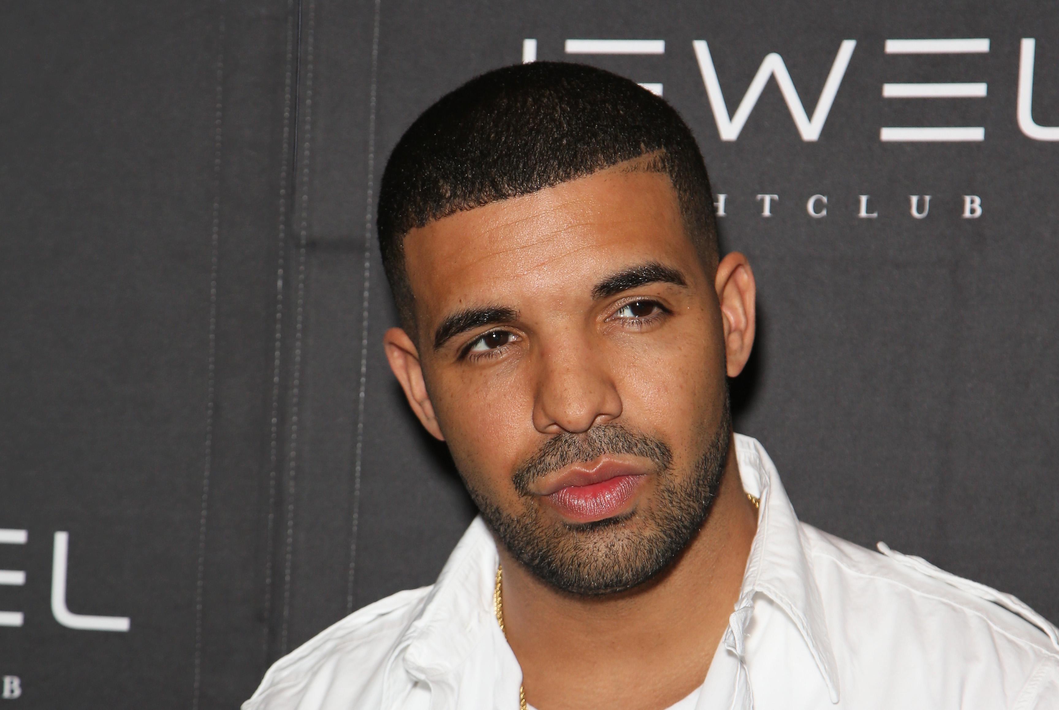 Drake At Jewel Nightclub