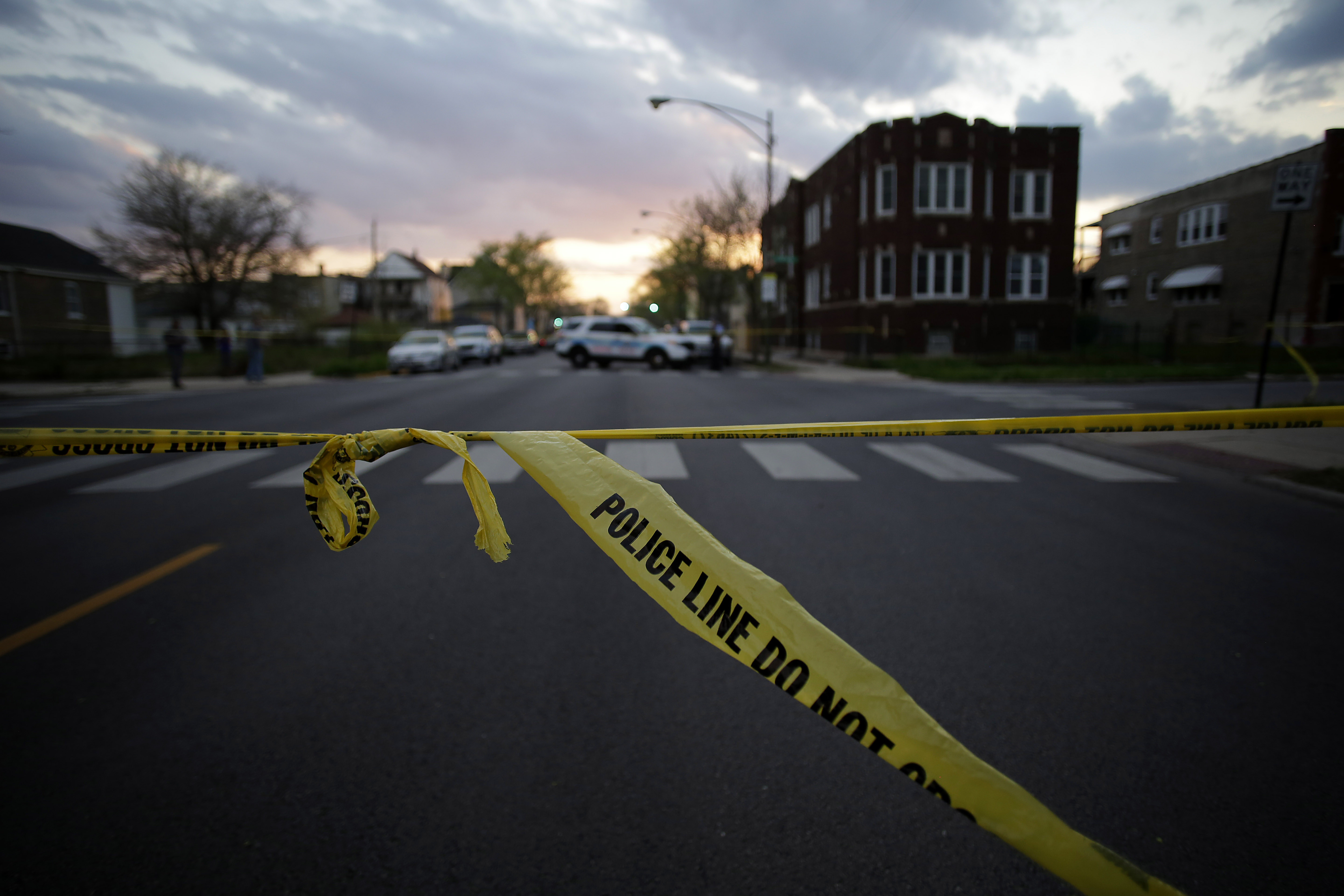 Gun Violence Continues To Plague Chicago, Over 1,000 Shootings For Year To Date