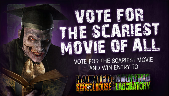 Scariest Movie Contest - Sept2016