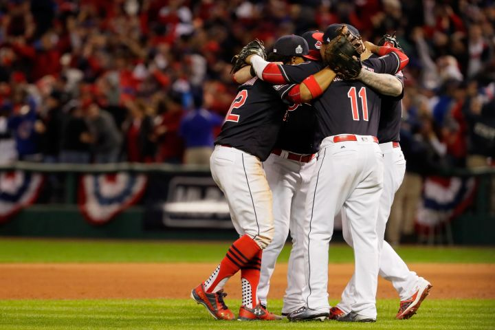 World Series - Chicago Cubs v Cleveland Indians - Game One