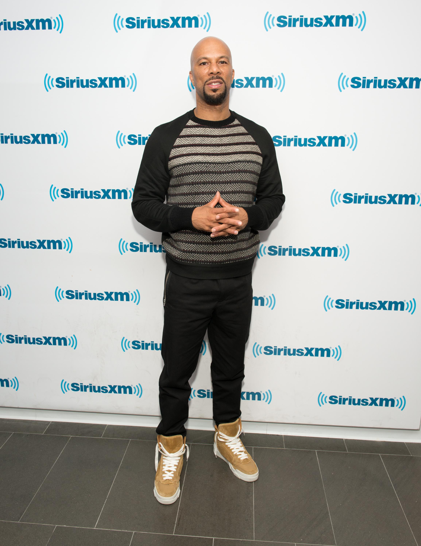 Celebrities Visit SiriusXM - November 3, 2016