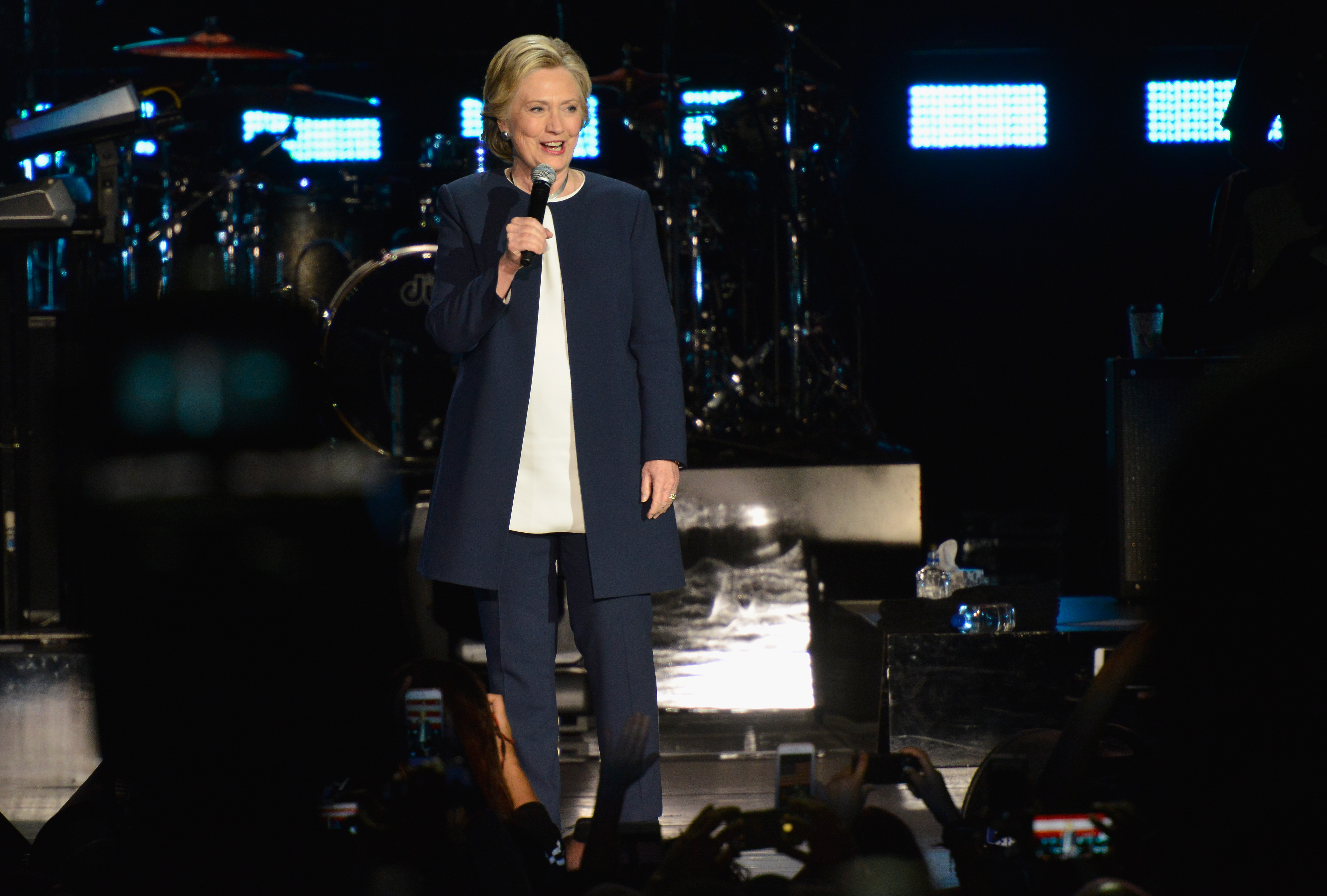Jay Z Holds Get Out The Vote Concert In Support Of Hillary Clinton