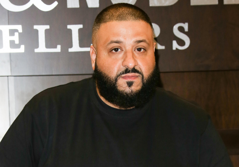 DJ Khaled Book Signing For 'The Keys'