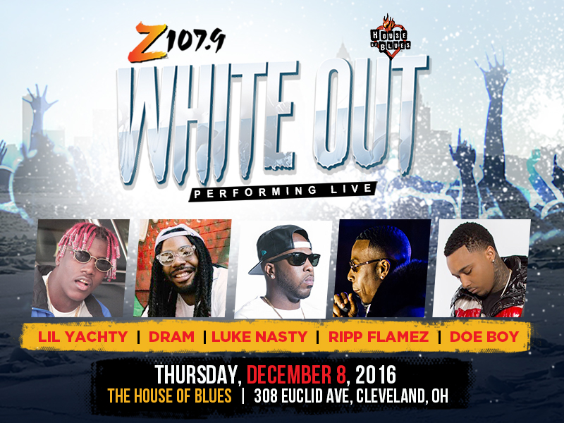 white out z1079 concert