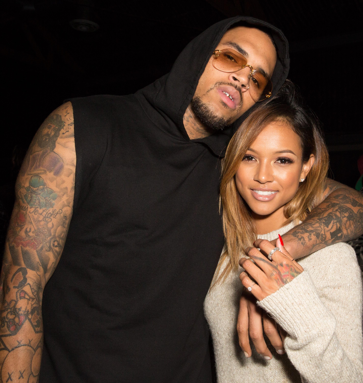 Chris Brown & Karrueche
