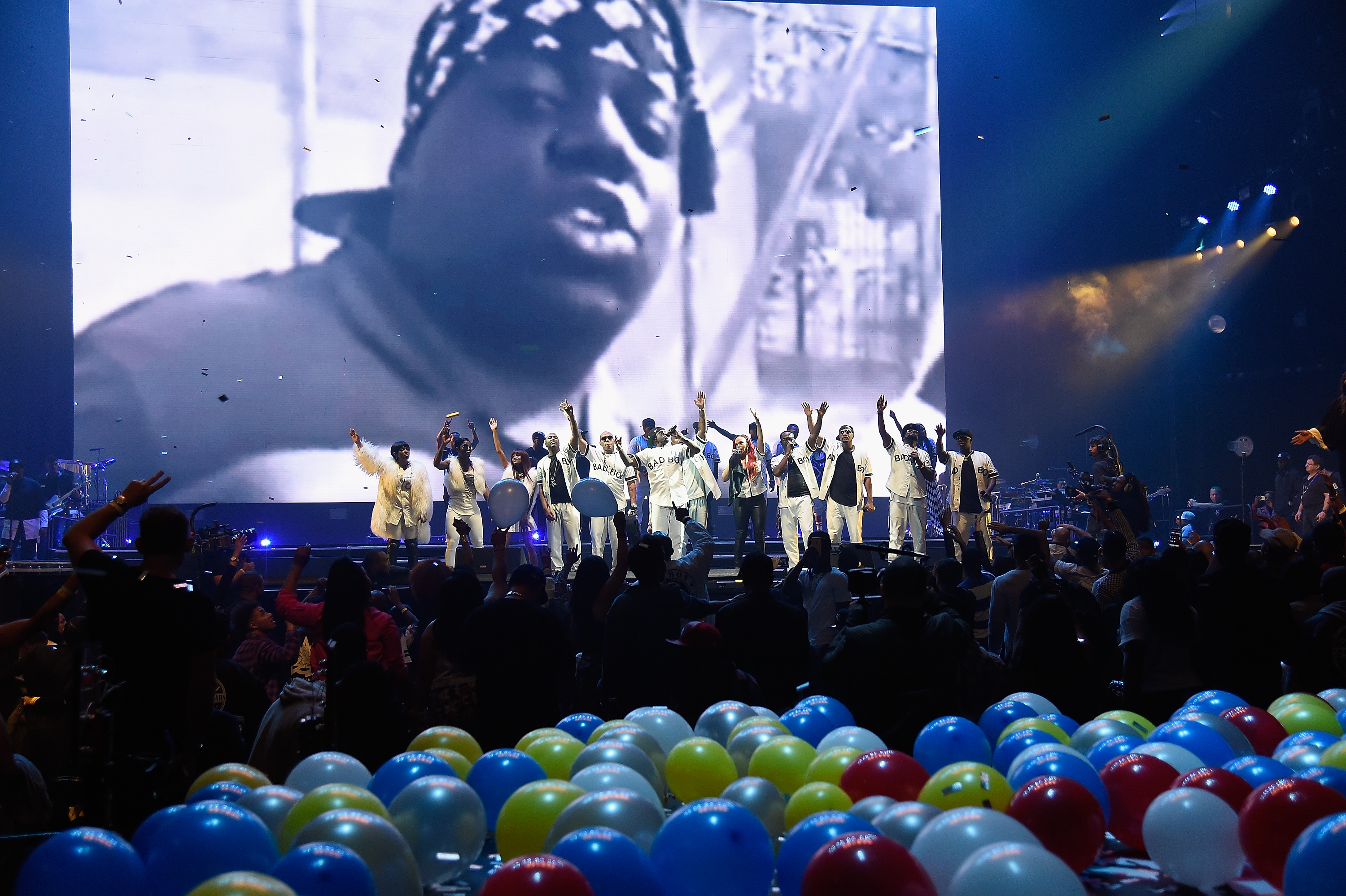 'Puff Daddy And The Family Bad Boy Reunion Tour Presented By Ciroc Vodka And Live Nation - May 20'
