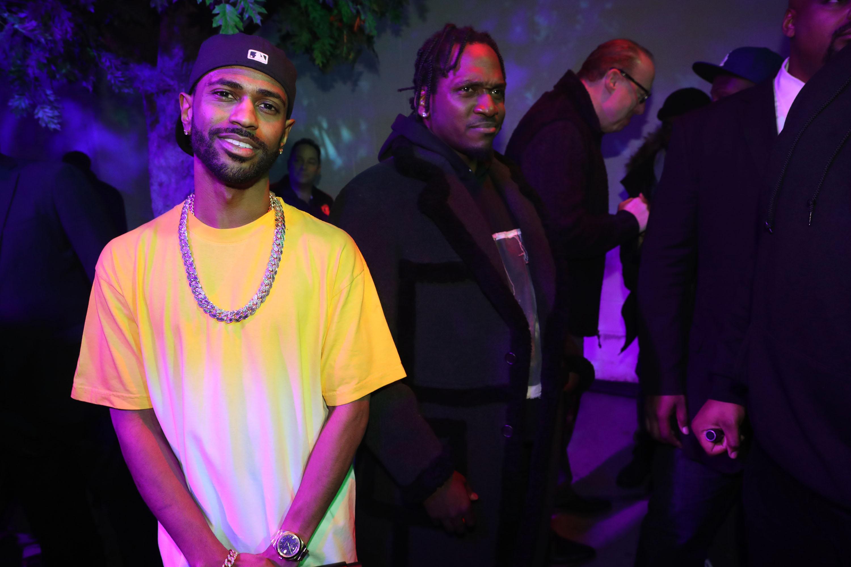 Big Sean 'I Decided' Album Listening Event