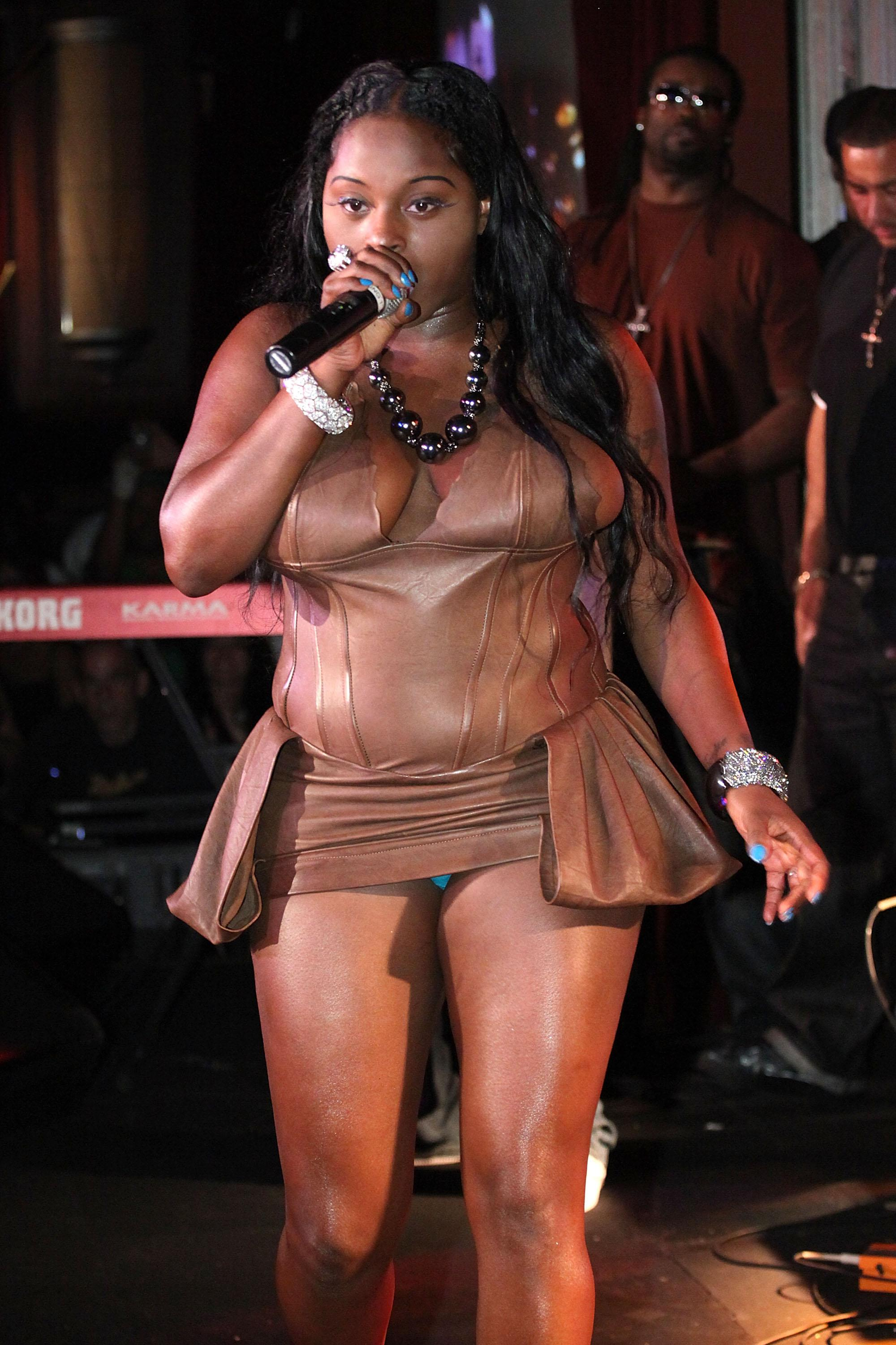 Foxy Brown In Concert