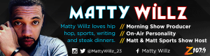 matty willz matt z1079