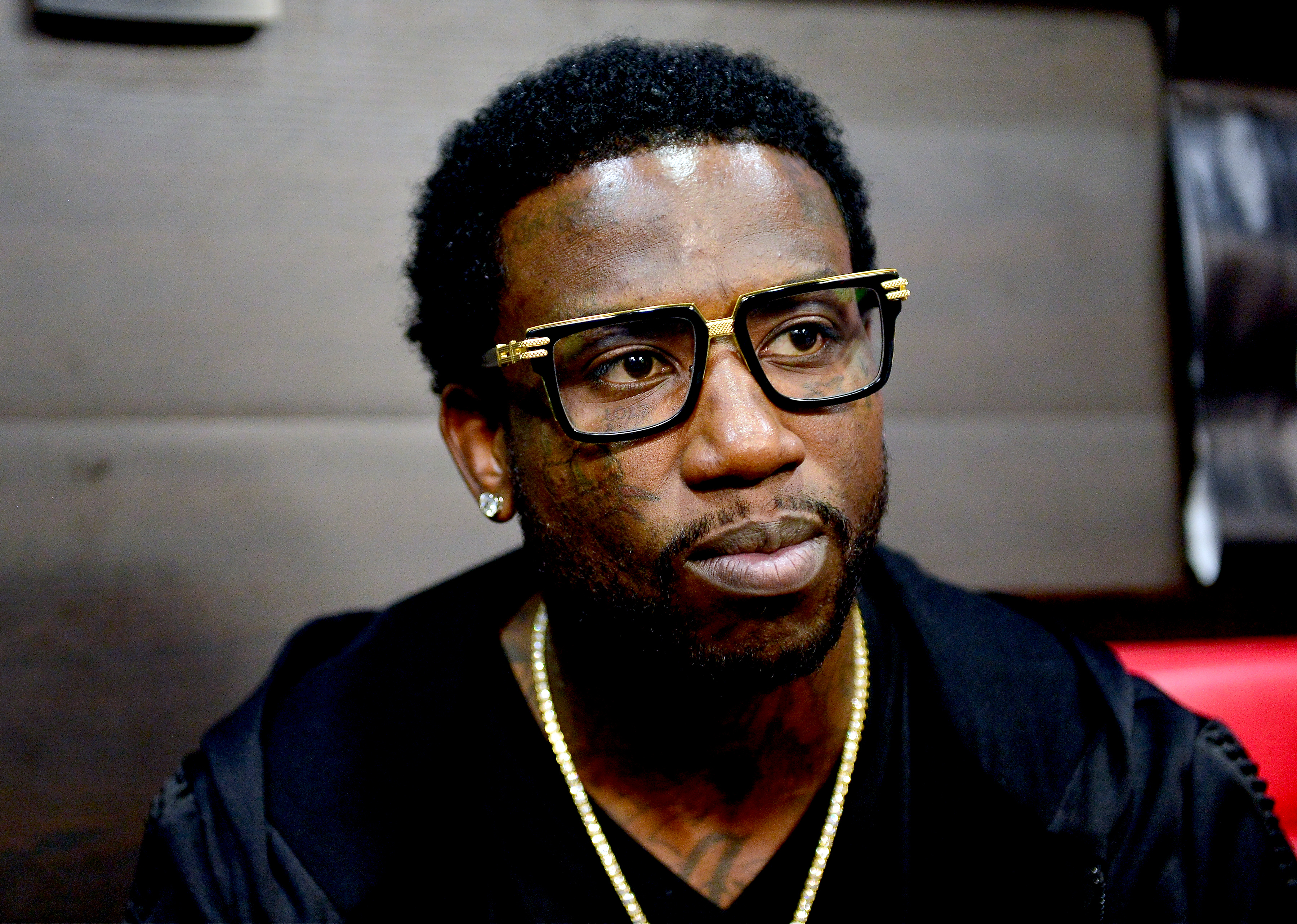 Gucci Mane Meets And Greets Fans
