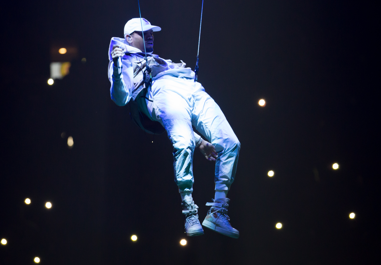 Chris Brown In Concert - Kansas City, MO
