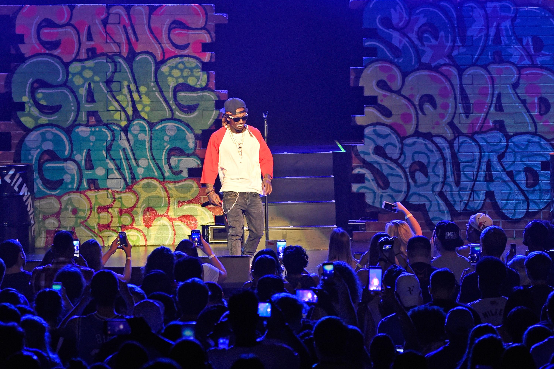 Lil Wayne In Concert - Louisville, Kentucky