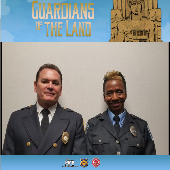 Guardians of the Land April