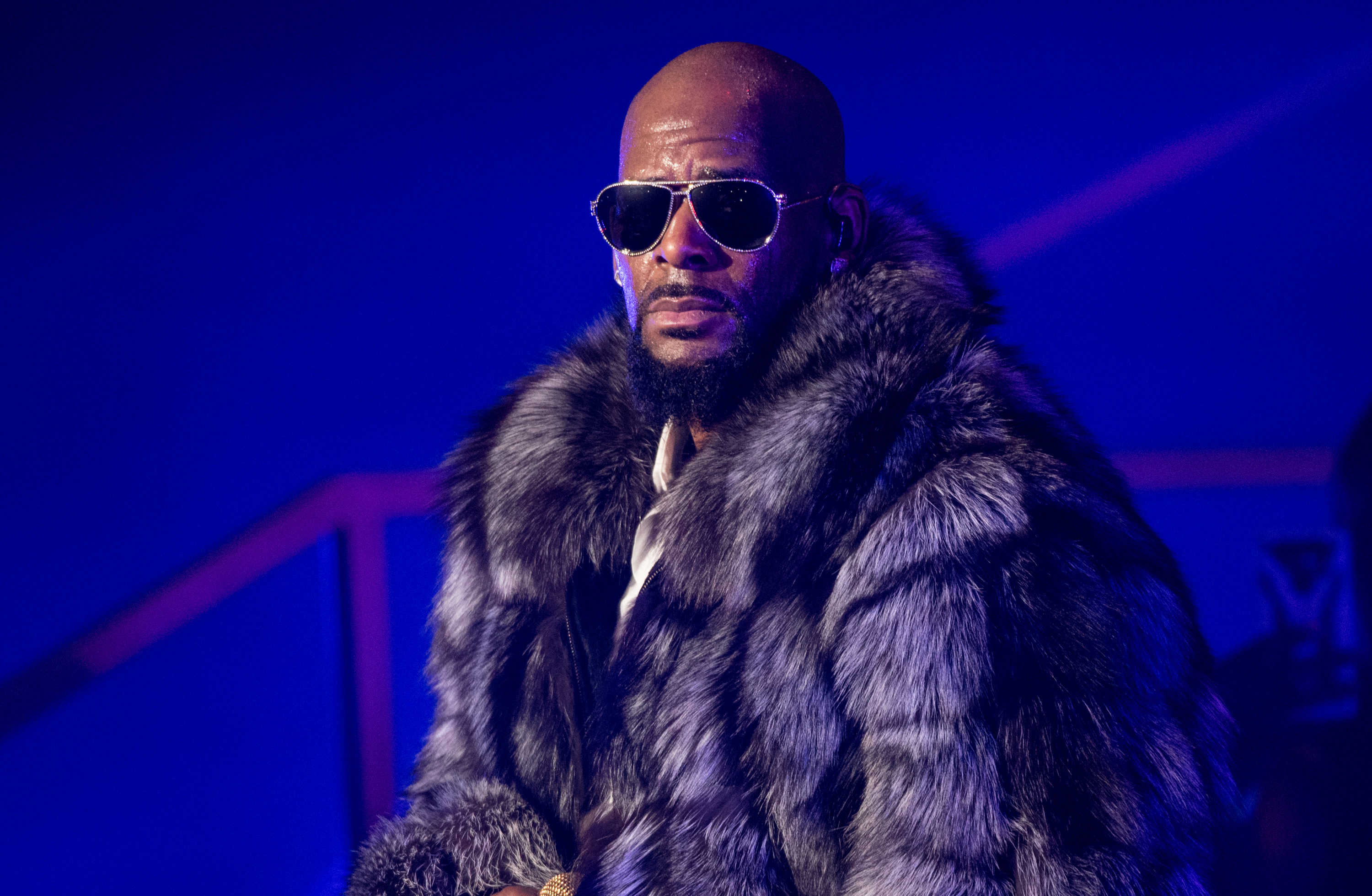 R. Kelly 12 Nights Of Christmas - Brooklyn, New York