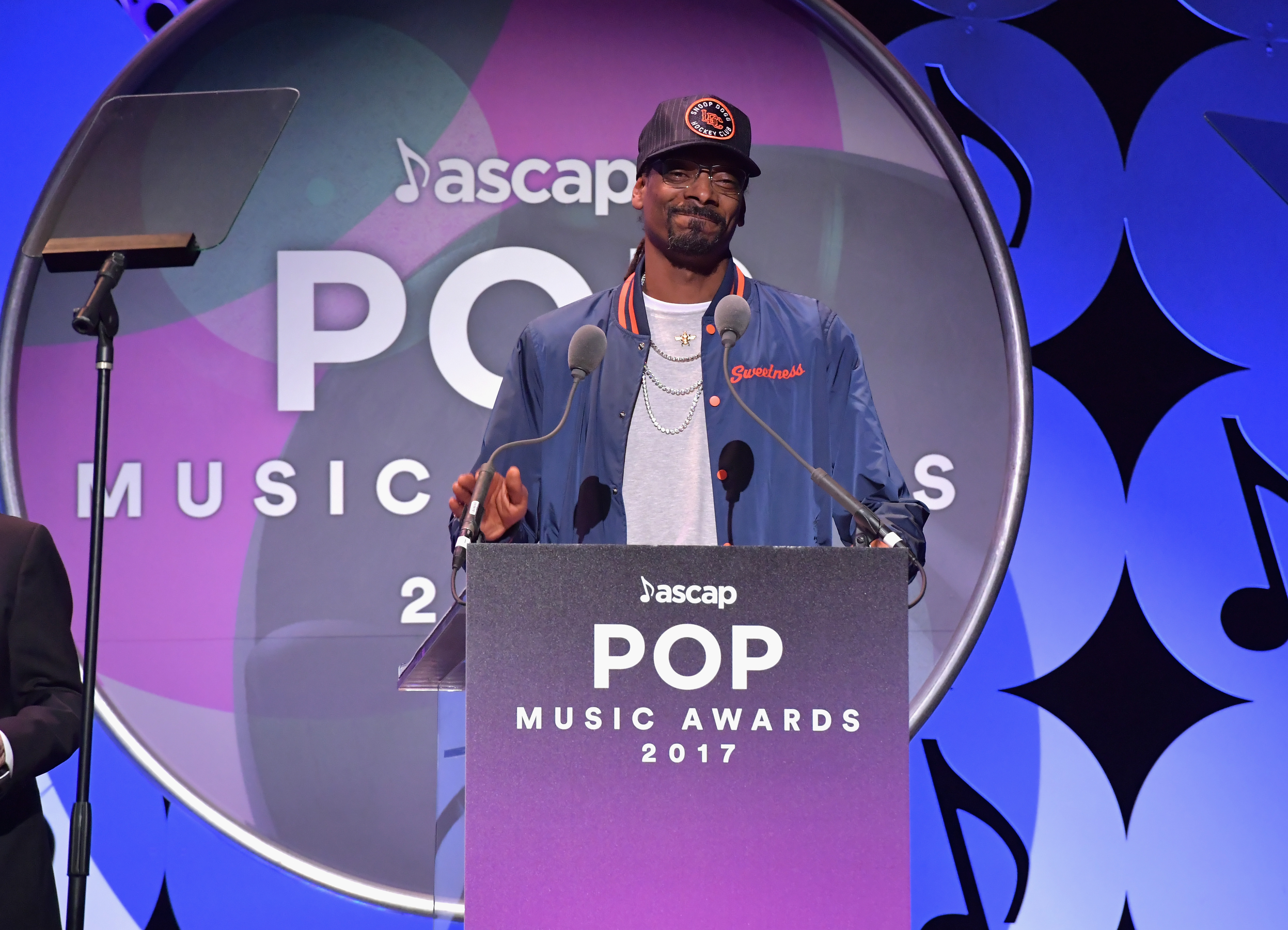 2017 ASCAP Pop Awards - Inside