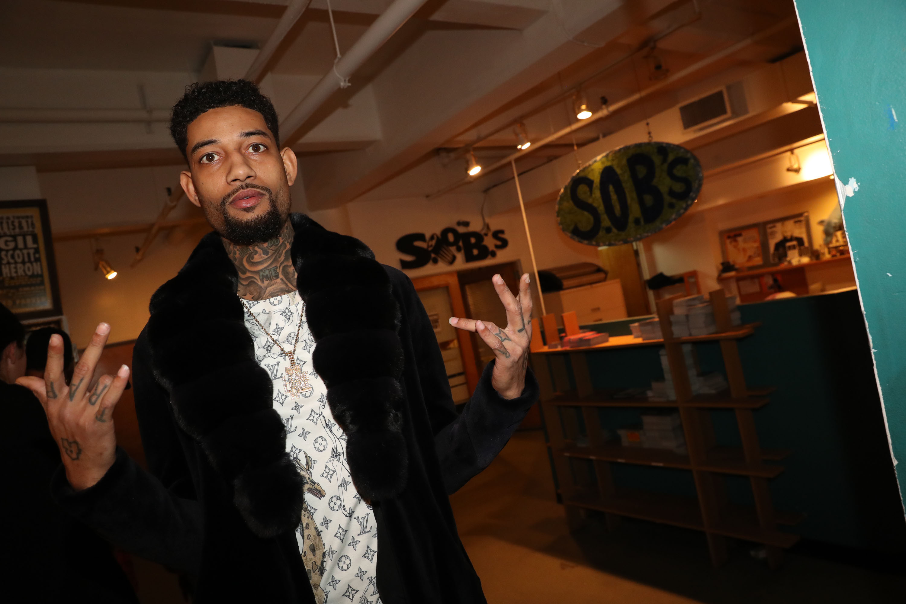 PnB Rock In Concert - New York, NY