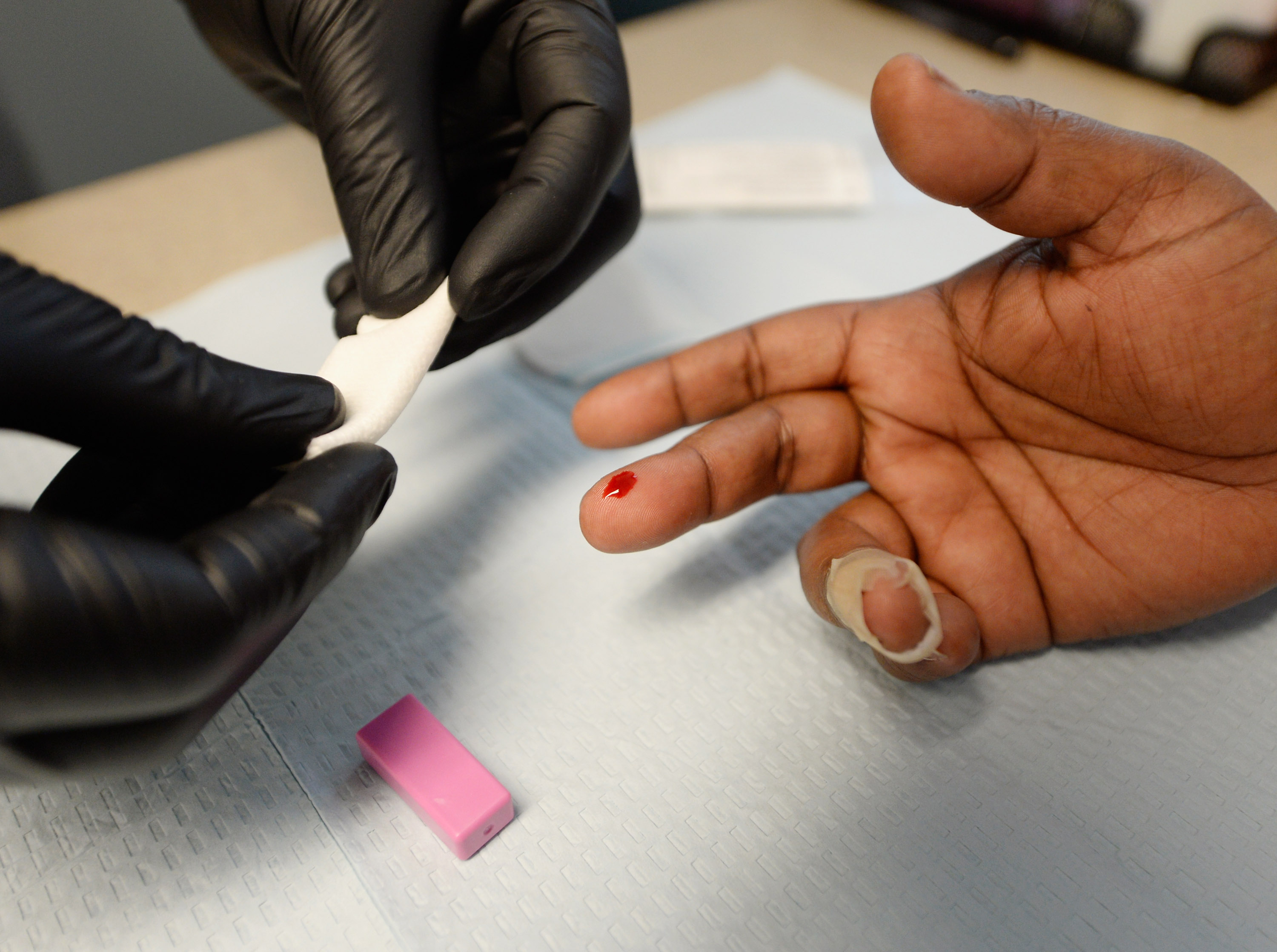 Health Fair In Los Angeles Offers Free Screenings For Residents