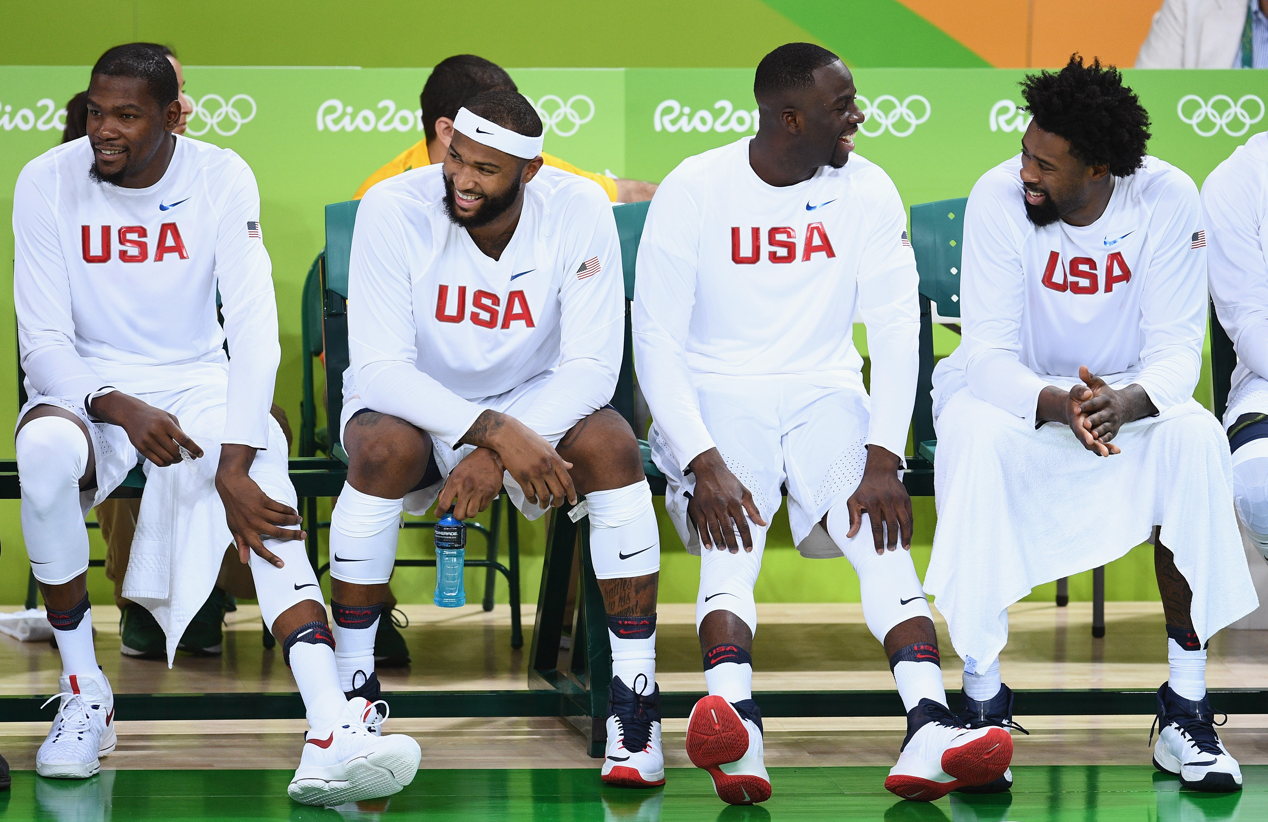 Basketball - Olympics: Day 3
