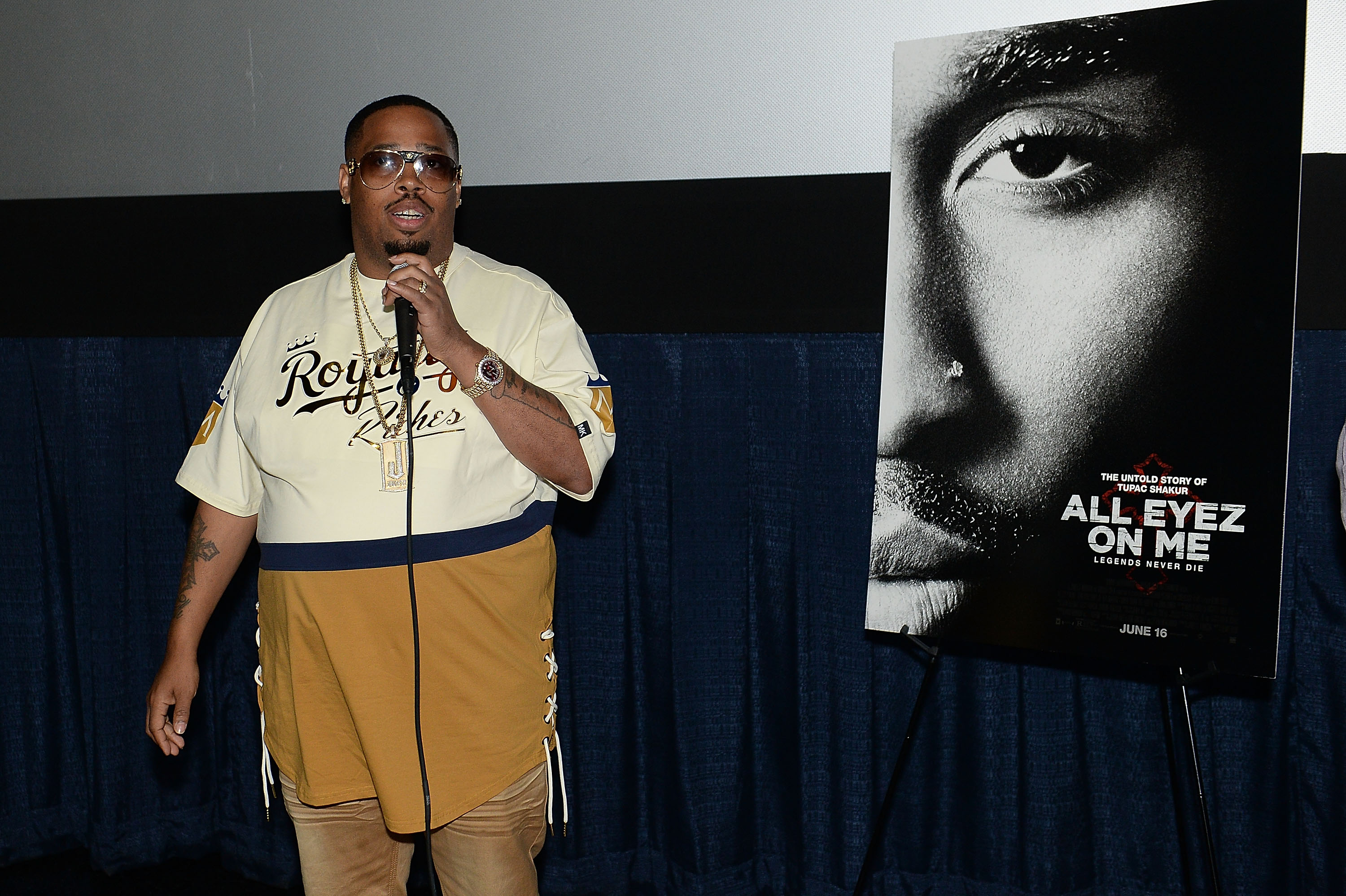 All Eyez on Me ABFF Screening at Regal South Beach