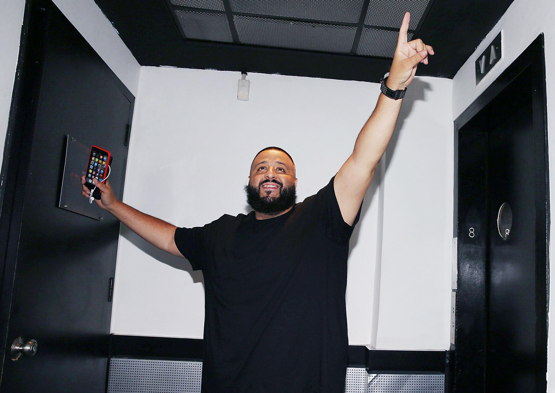 DJ Khaled 'Grateful' Private Listening Event