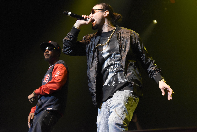 Snoop Dogg's Puff Puff Pass Tour - Oakland, CA