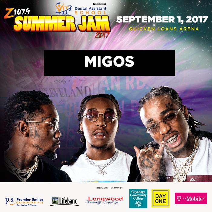z1079 summer jam 2017